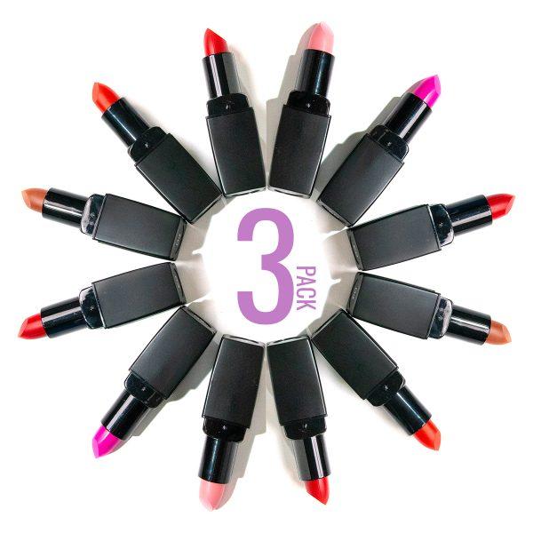 lipstick 3pack